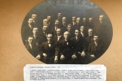 Wexford County Board Of Supervisors, 1909