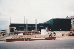 Post Office Addition Construction