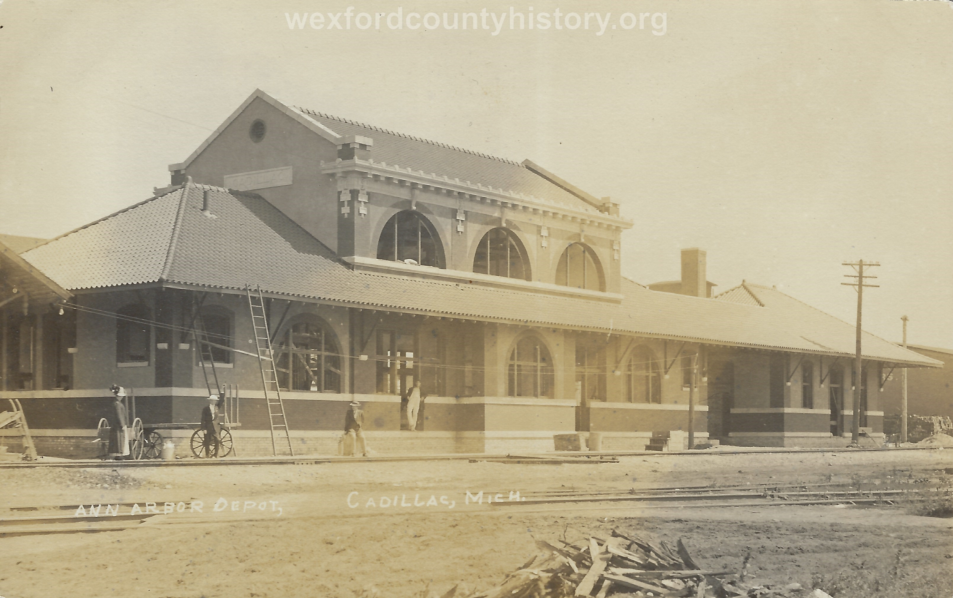 Cadillac-Railroad-Ann-Arbor-Railroad-Depot-11