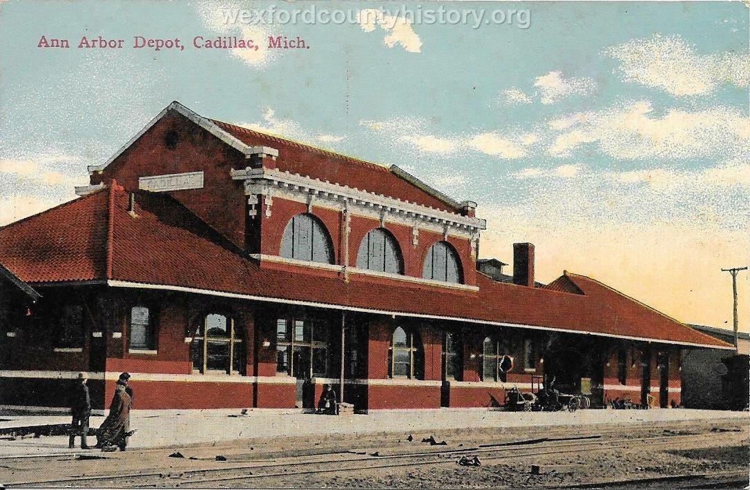 Cadillac-Railroad-Ann-Arbor-Railroad-Depot-7