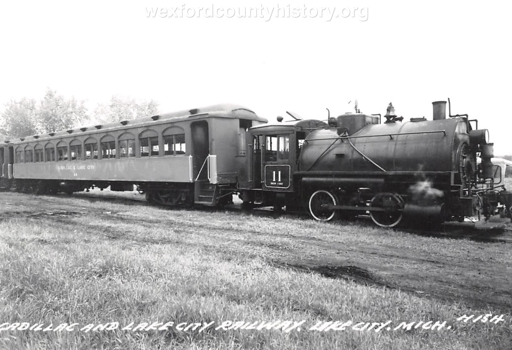 Cadillac-Railroad-Cadillac-And-Lake-City-Railway