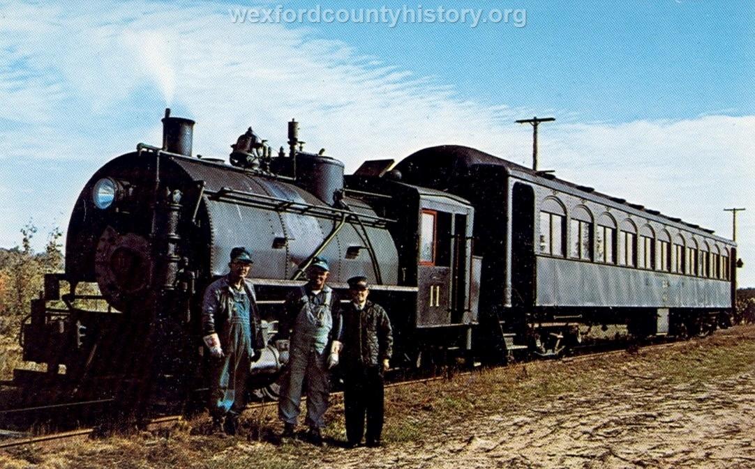Cadillac-Railroad-Cadillac-and-Lake-City-Train-Number-71-at-North-Cadillac-Engineer-Carlton-Johnson-Fireman-Ed-Seeley-and-Conductor-Earl-Abbet