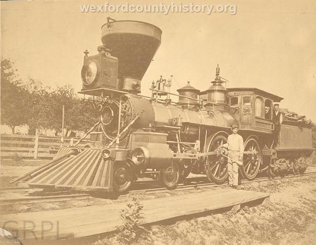 Cadillac-Railroad-Engin