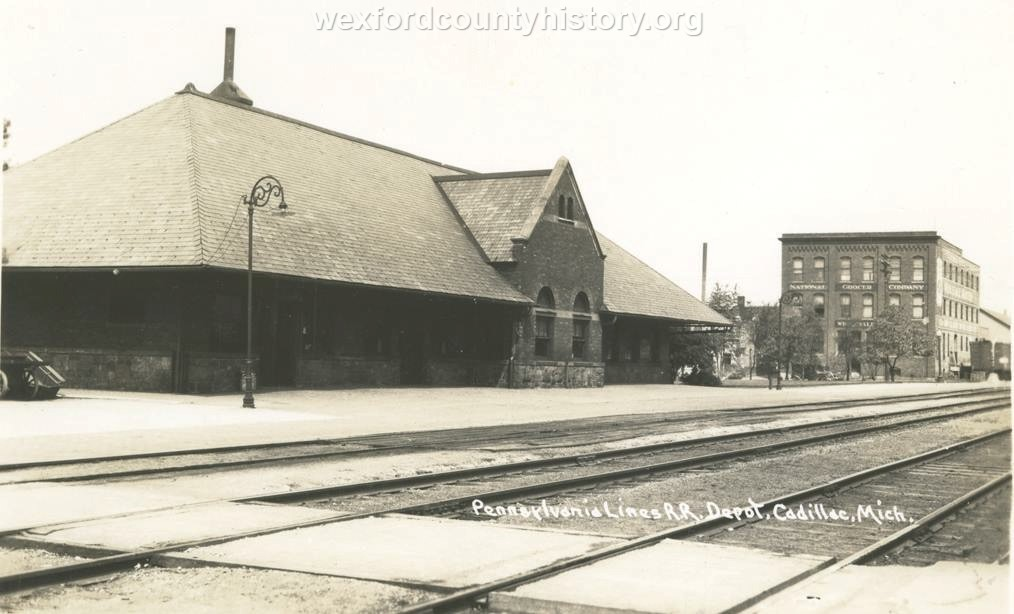 Cadillac-Railroad-Grand-Rapids-And-Indiana-Railroad-Depot-Pennsylvania-Railroad-Depot-1