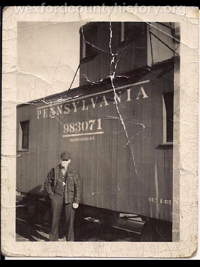 Cadillac-Railroad-Pennsylvania-Railroad-Engineer-From-Cadillac