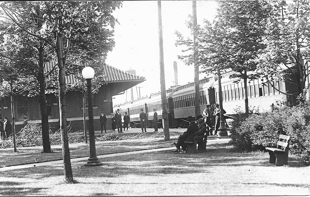 Ann Arbor Railroad Depot