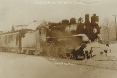 Cadillac-Railroad-Engine-Number-5-at-Grand-Rapids-And-Indiana-Depot-Pennsylvania-Railroad-Depot