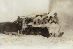 Cadillac-Railroad-Locomotive-In-Winter