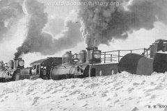 Cadillac-Railroad-Removing-snow-from-railroad-tracks