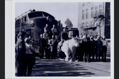 The Last Passenger Run From Cadillac, April 26, 1952