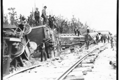Ann Arbor Railroad Crash, 1902