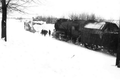 Train Snowplow