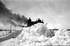Railway Snow Removal