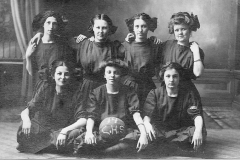 Cadillac High School Girls Basketball Team