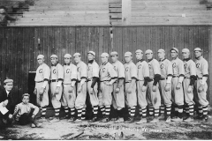 1910 Baseball Pennant Winners