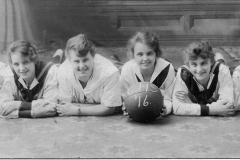 1916 Girls Basketball Team