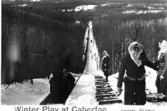 Caberfae Toboggan Run