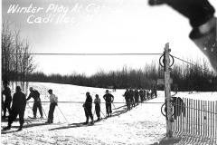 Caberfae Ski Area Rope Tow