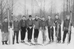 Caberfae Ski Patrol, 1947
