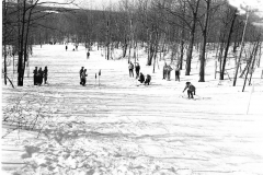 Caberfae Ski Area Downhill Race