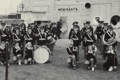 Cadillac-School-Band-At-The-Fairgrounds