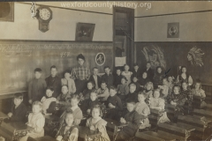 Cadillac-School-ruth-andersons-first-grade