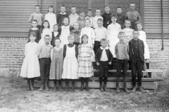 Powers Coll. School Group, Second Ward