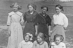 Hobart School Students
