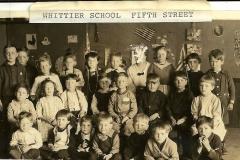 Whittier School Class