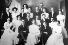 Cadillac High School Class of 1910