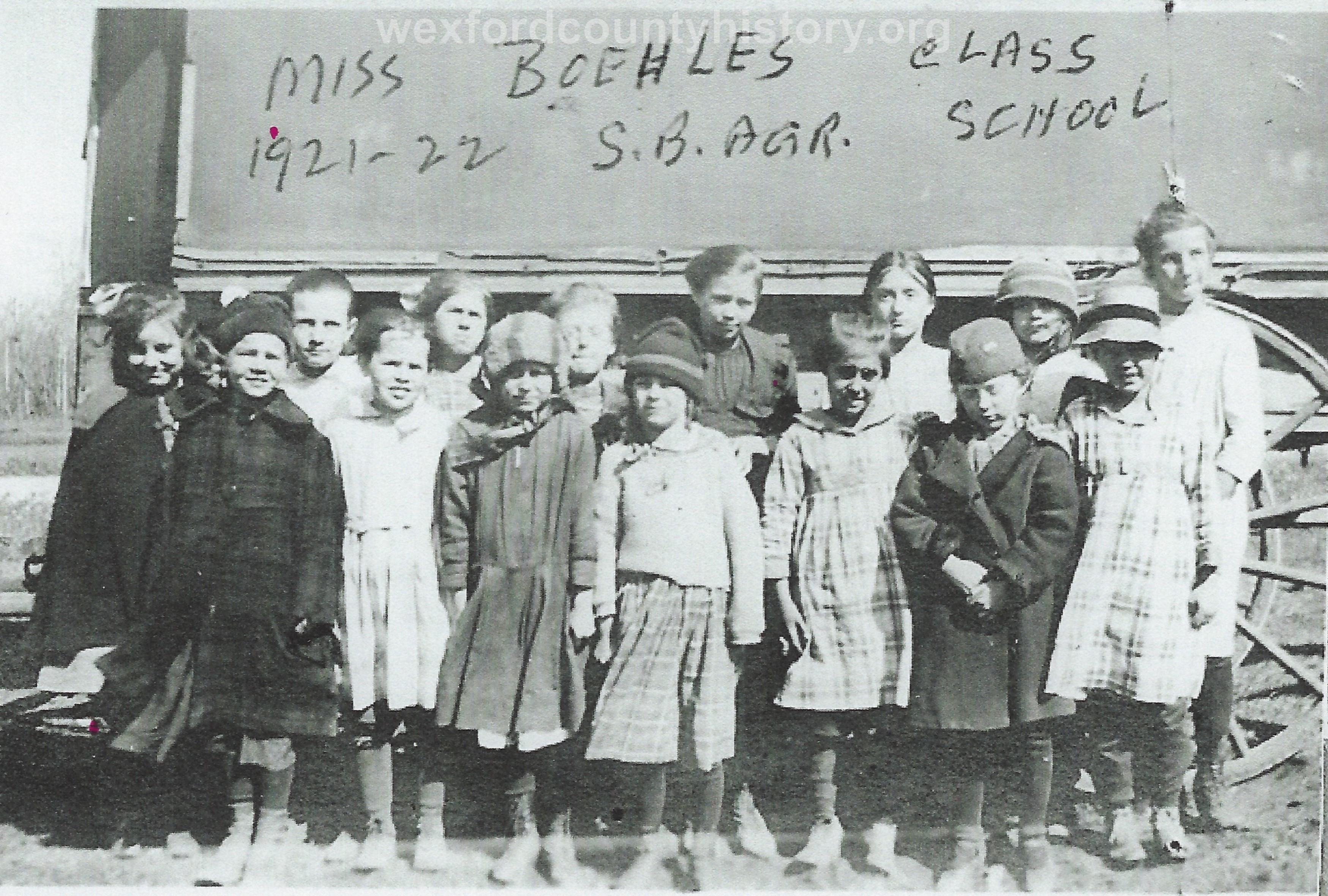 South Branch School