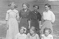 Hobart School, 1913
