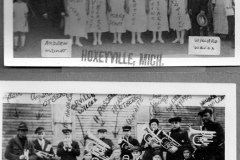 Hoxeville School Band