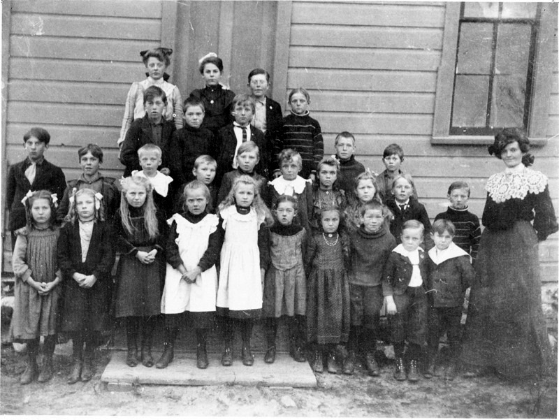 Benson School Students