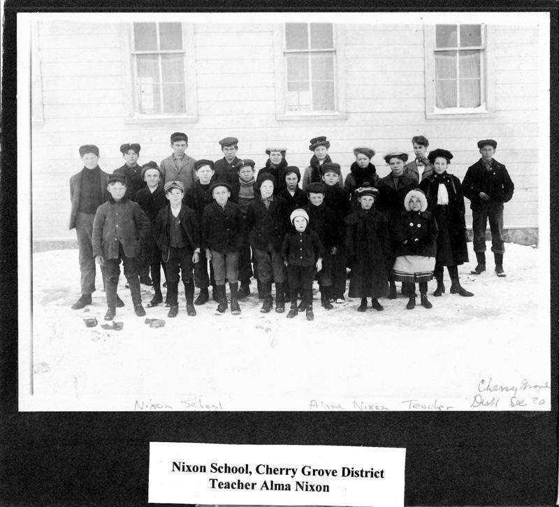 Nixon School