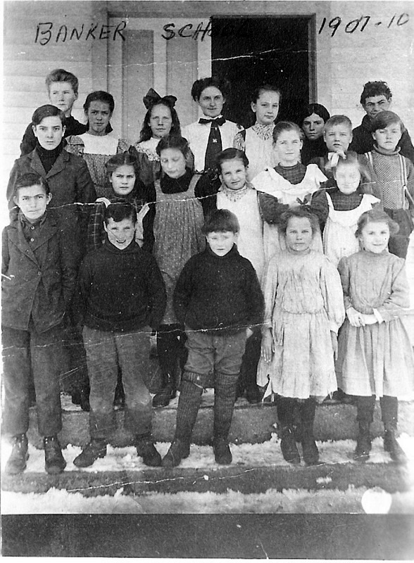 Banker School Students