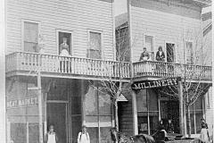 West Mason Street, 1907