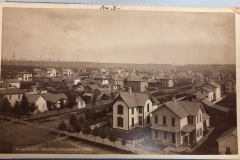 View From Hose Tower Looking South East, c. 1882