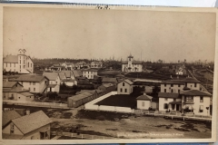 View From Hose Tower Looking North, c. 1882