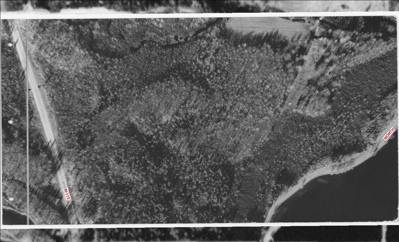 North, M-115