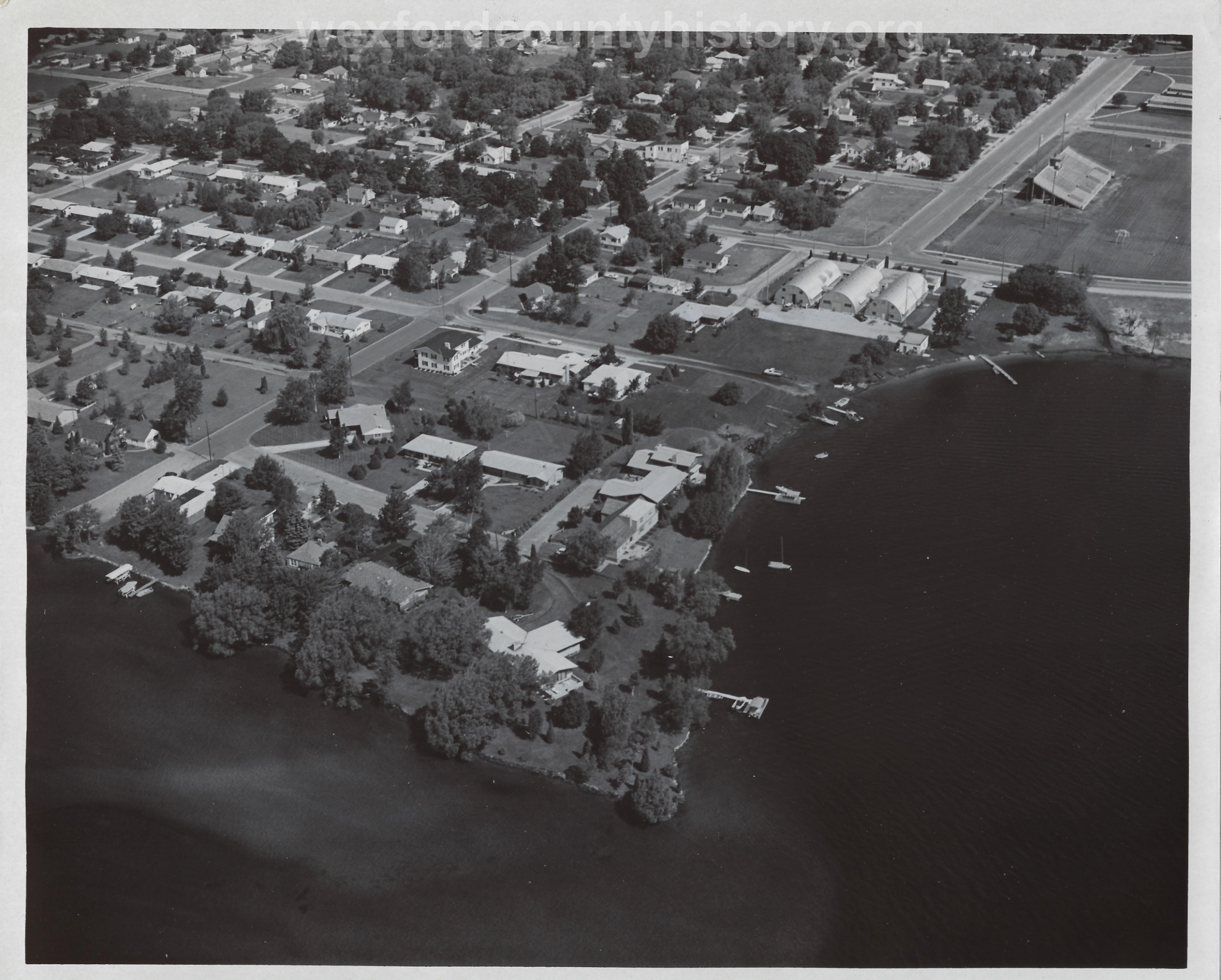 Naval Reserve Area