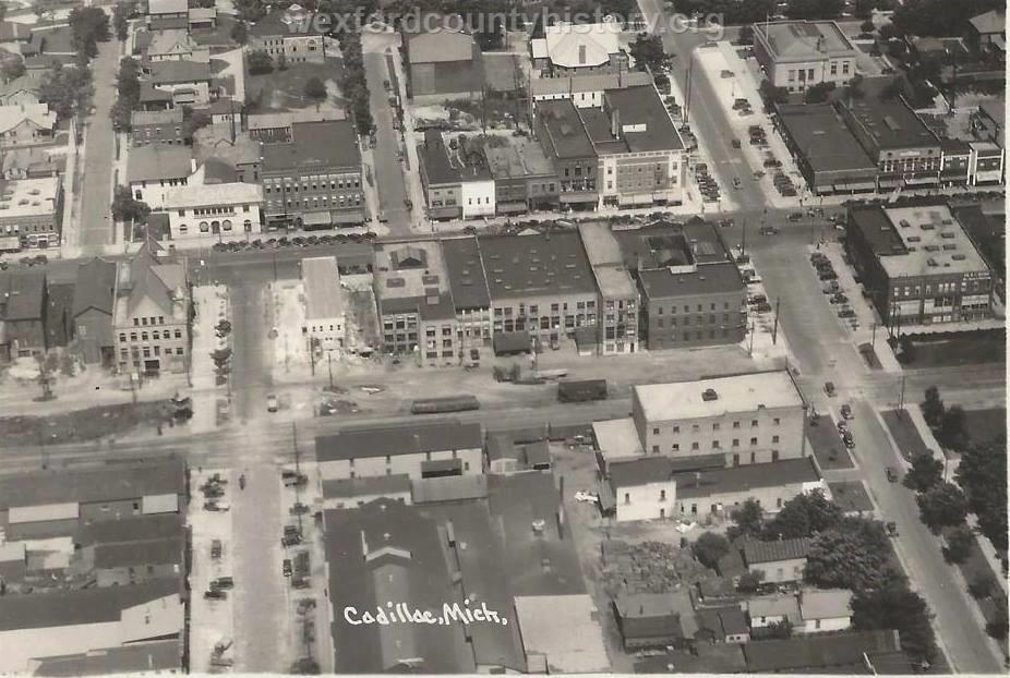 North Mitchell Street, 100 Block