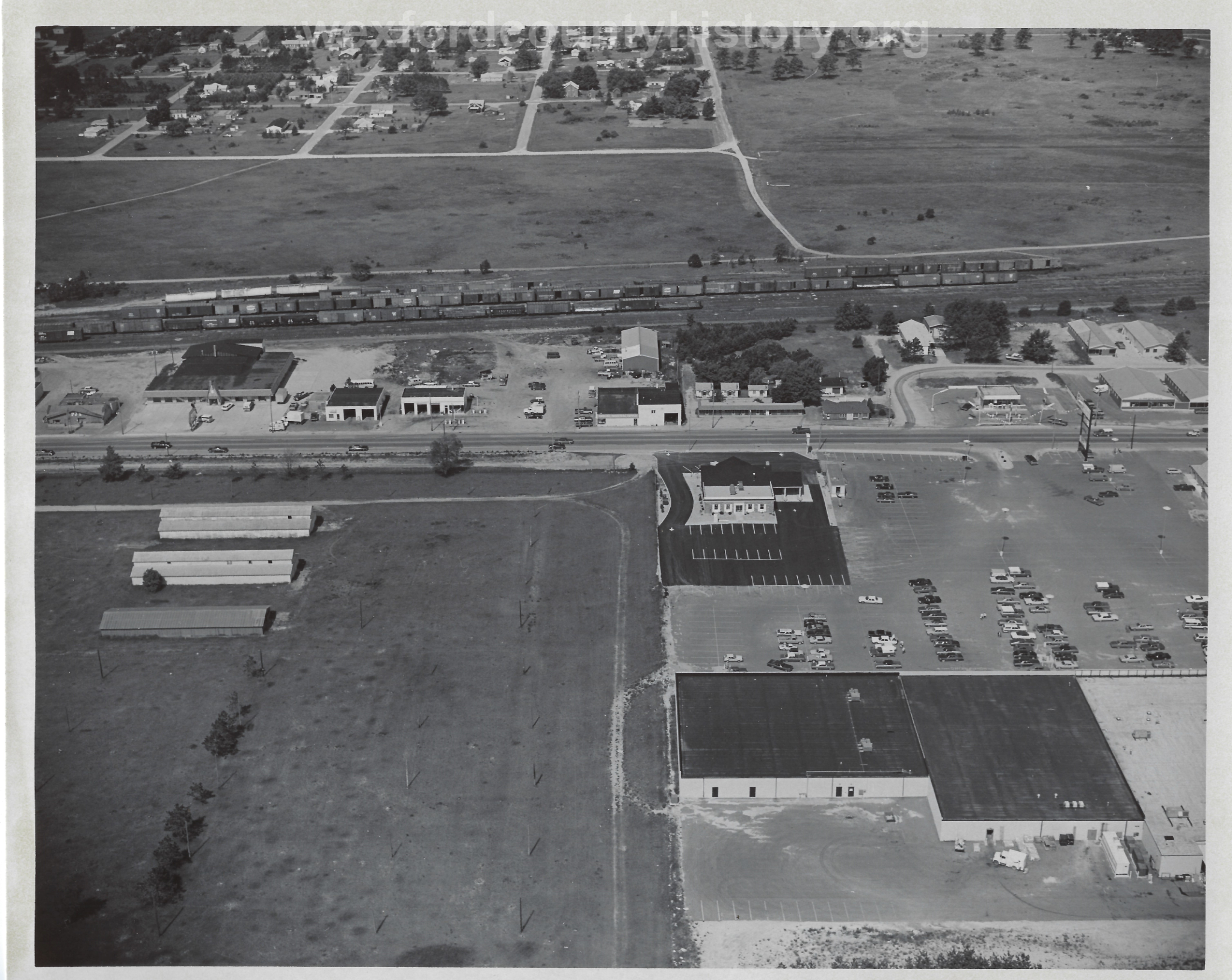 Former K-Mart Plaza and Northern District Fairgrounds