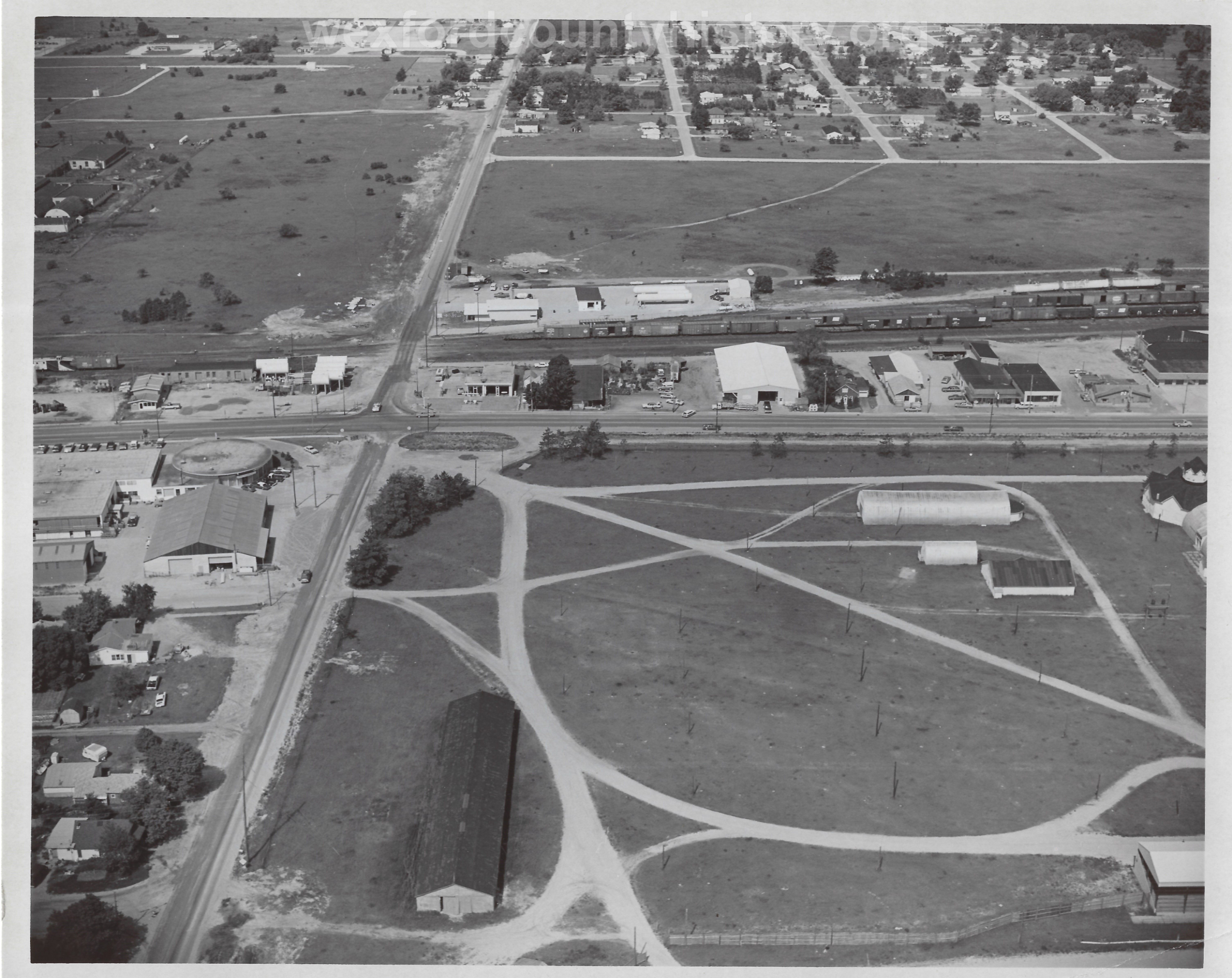District Fairgrounds and 13th Street