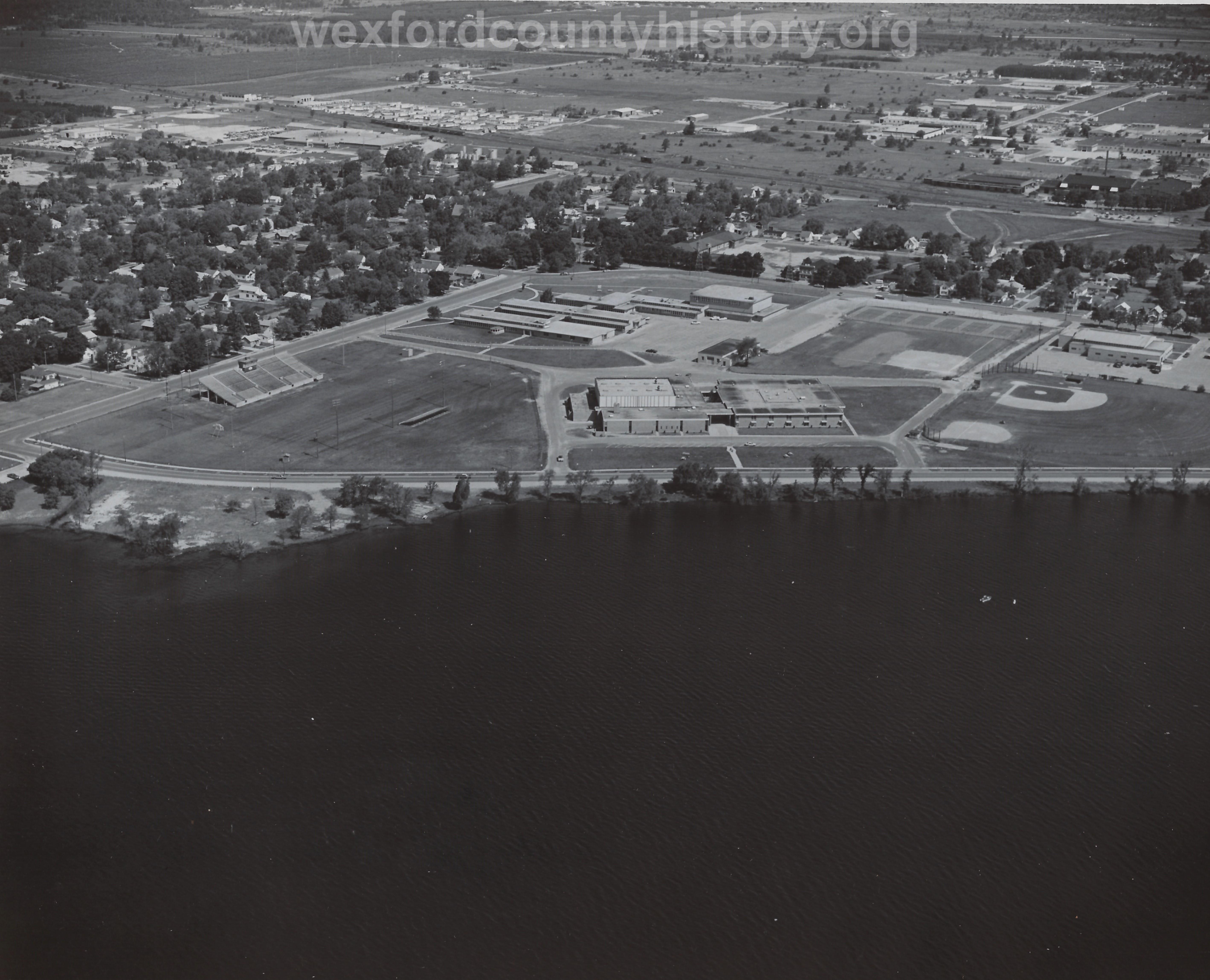 Cadillac High School, Veterans Stadium