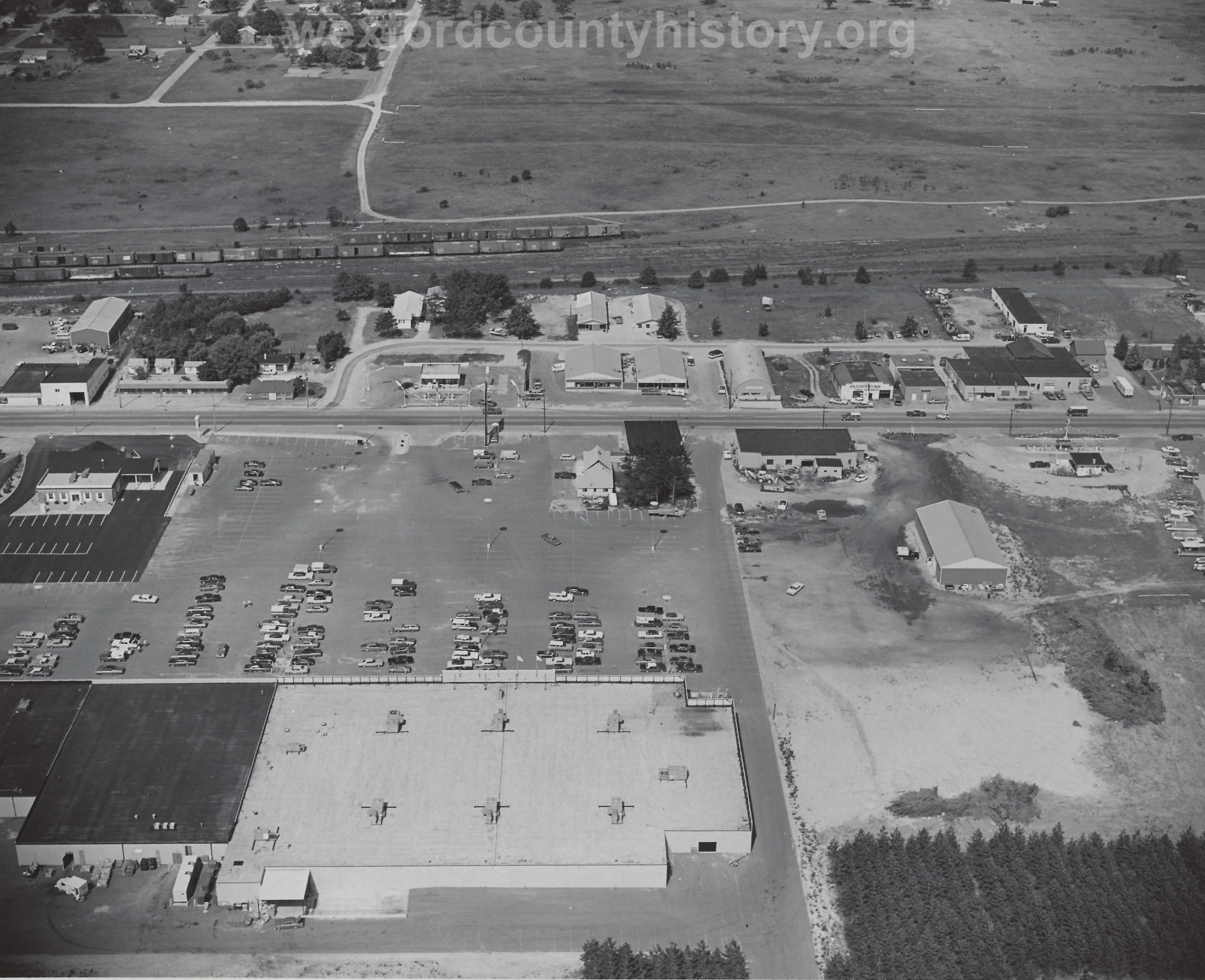 Former K Mart Plaza