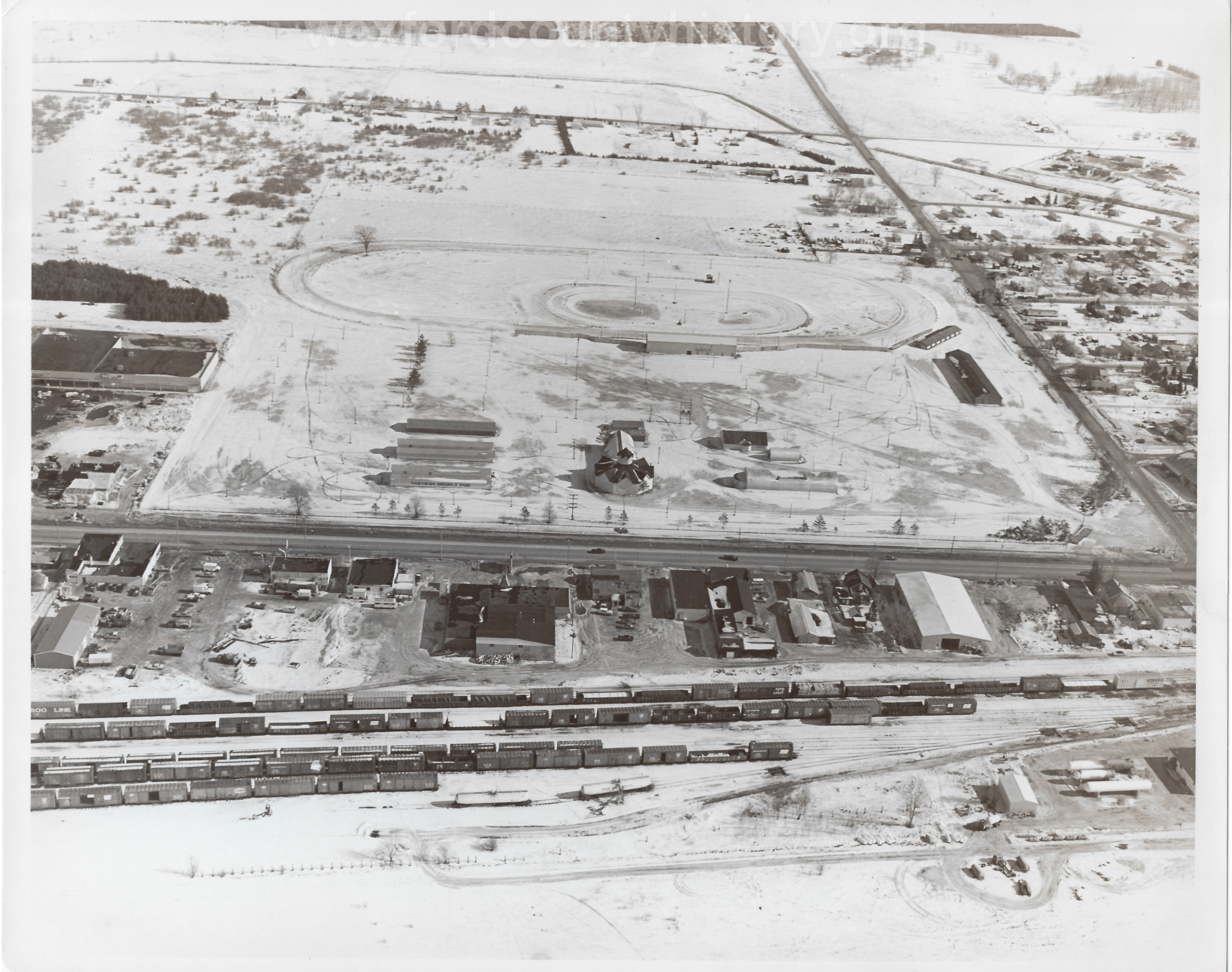 Northern District Fairgrounds