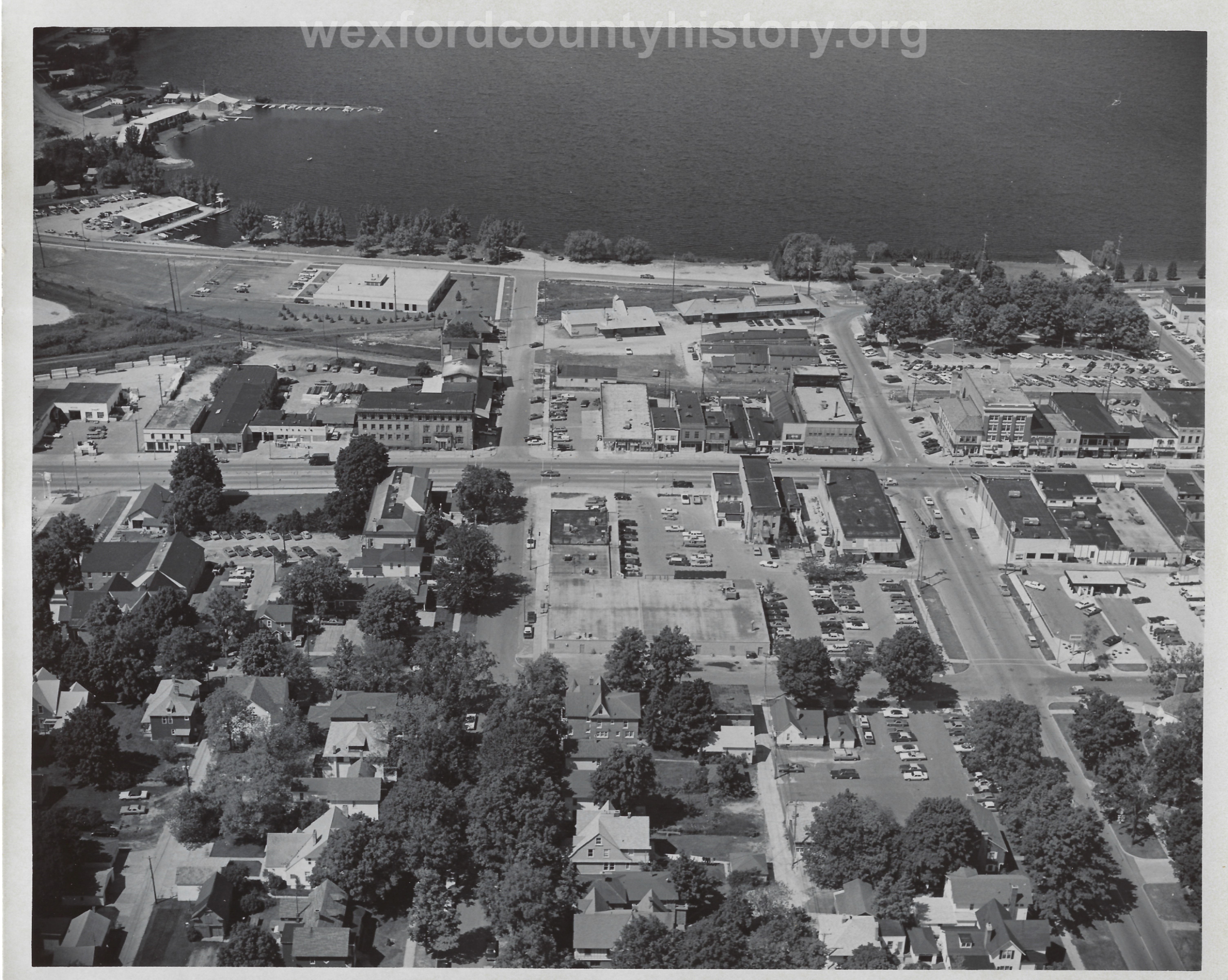 South Lake Street, South Mitchell Street, South Shelby, Cass Street, Chapin, Lyric, YMCA