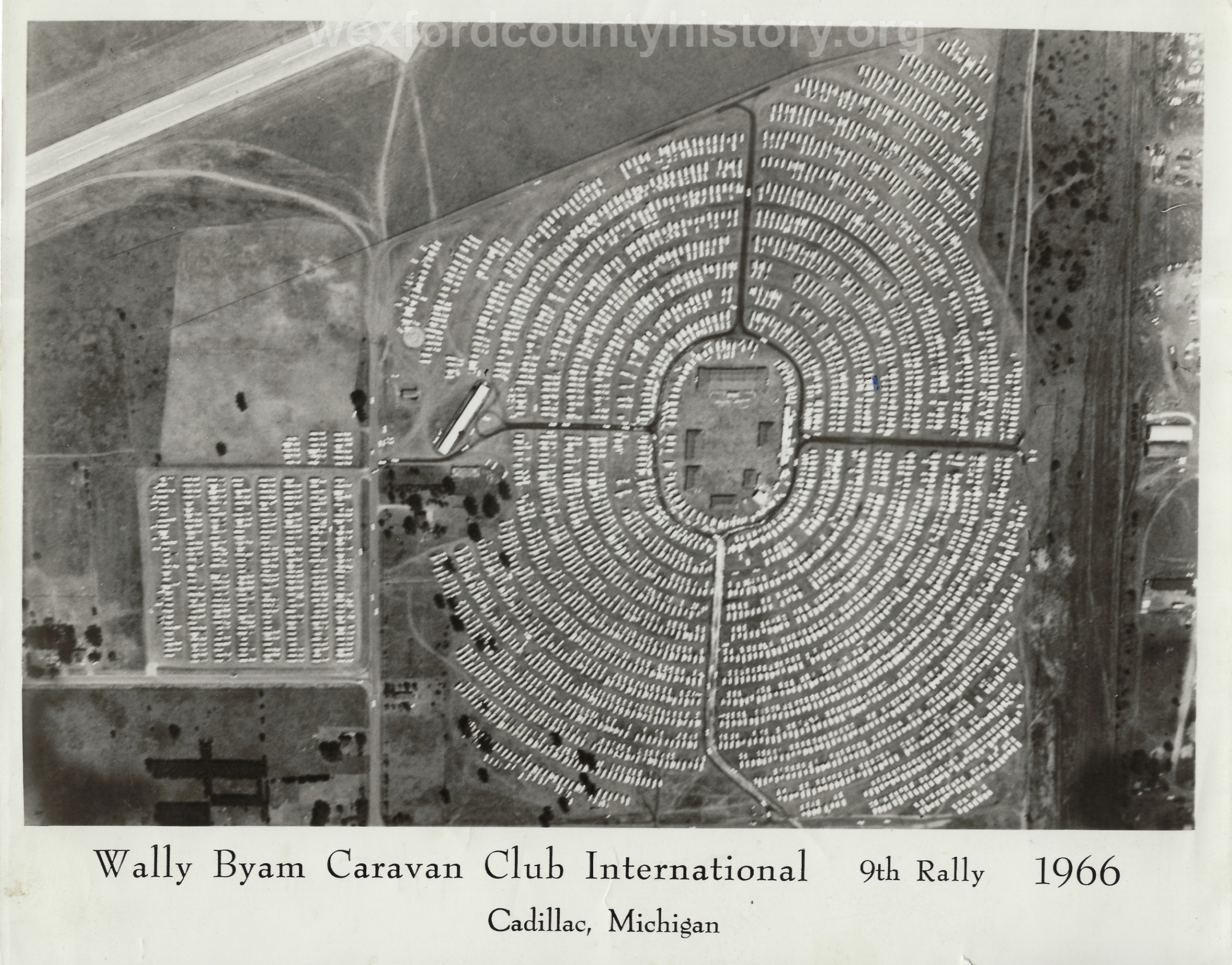 Wally Byam Caravan Club International, 1966