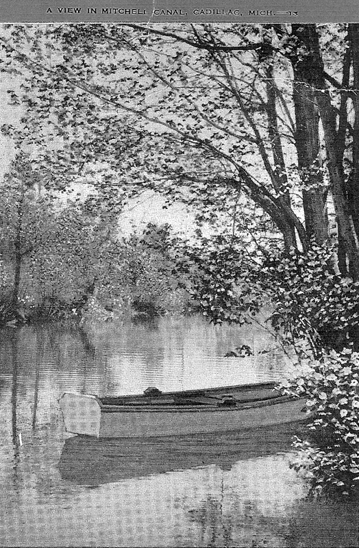 Boat in the Canal